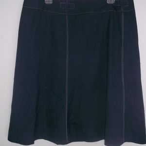 Dresses & Skirts - Claire France Navy Skirt Size 14